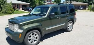 2008 Jeep Liberty 4DR 4WD