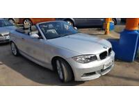 BMW 120 2.0 2008MY i M SPORT ## 44,000 MILES ## CONVERTIBLE