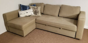 Moving MUST GO!! IKEA Friheten Corner Couch