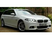 2014 BMW 5 Series 2.0 520d M Sport Touring 5dr