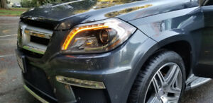 2013 Mercedes-Benz GL-Class GL 350 BlueTEC SUV, Crossover