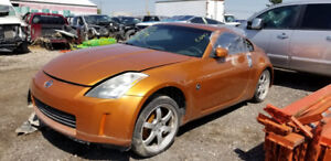 NISSAN 350Z FOR PARTS