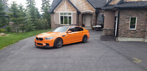 2014 BMW M5 competition  800+ HP