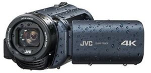 JVC Camera Video Everio 4K waterproof!  GZ-RY980 - 2018 - NEUF