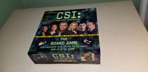 CSI board game