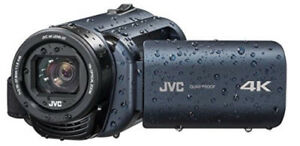 4K!! JVC Camera video Everio Waterproof!!! rabais > 400$!!!!