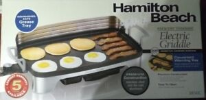 New Electric Griddle