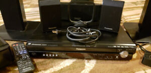 Panasonic DVD home theater sound system