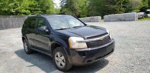 2008 CHEV EQUINOX ~ INSPECTED TO 2021