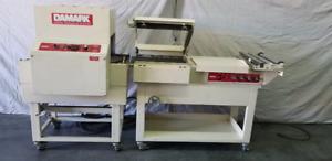 Shrink Wrapping Machine: SMC 1620- Damark STR 16!!