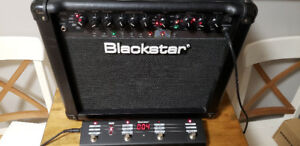 Blackstar Amp ID:15 TVP Amplifier with FS-10 Foot Switch