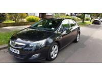 Vauxhall Astra 1.6i 16v VVT 2010 SRi Petrol Manual FSH Cambelt done VGC Warranty