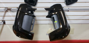 Fairing lowers for Harley Touring models