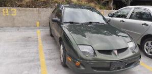 2001 Pontiac Sunfire $1,000 o.b.o.