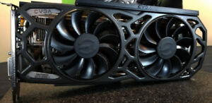 EVGA 1080 TI SC Black Gaming Edition! ~Mint Condition~