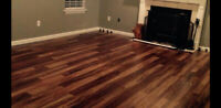 STOP OVER PAYING FOR FLOORING INSTALLATIONS.  LOWEST PRICE HERE