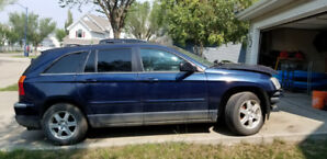 2006 Chrysler Pacifica Touring Wagon FOR REPAIR