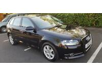 Audi A3 1.6TDI ( 105ps ) Sportback 2012MY SE 5dr FASH 2 Owners VGC Warranty