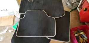 BMW X1 floor mats
