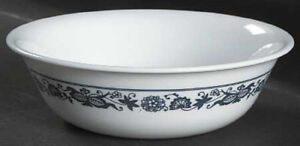 494  Coupe Cereal Bowl Old Town Blue set of 4 $20