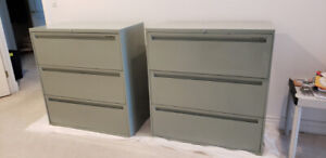 Update info:  Filing  Cabinets- $175