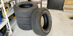 Goodyear Wrangler Tires 265/70 R17