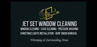 Window/gutter cleaning/Christmas lights and pressure washing