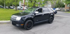 lincoln mkx 7500
