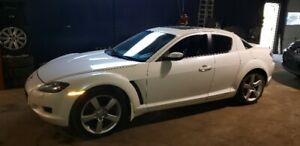 !!! ALL PARTS AVAILABLE !!! 2004 AND UP MAZDA RX8 !!!