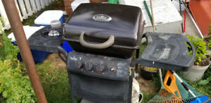 Outdoor Barbecue (BBQ) Grill