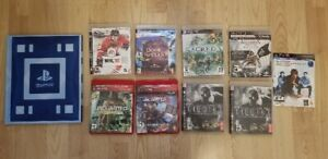 Excellent Condition PS3 Games