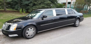 2011 cadillac pofessional Limousine