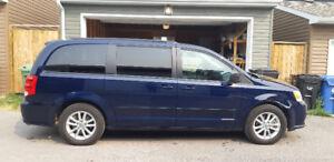 2015 Dodge Caravan SXT