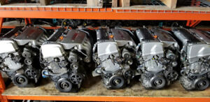 Acura TSX 04-08 K24A JDM i-VTEC Engine With Automatic Trans