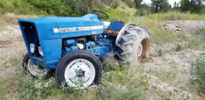 Ford 3000 Diesel Tractor for sale!