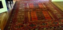 Large Belgian wool rug SUNDAY 29 Nov Como South Perth Area Preview