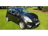 CHEVROLET SPARK LT 1.2 PETROL, LOW RD TAX £30 A YEAR FULL MOT AND SERVICE