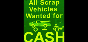 $$CASH$MONEY FOR YOUR SCRAP & USED CARS 4162002163