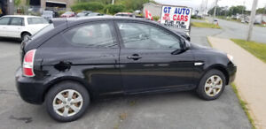 2009 Hyundai Accent Man L Coupe (2 door)