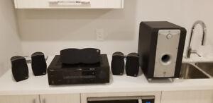 Yamaha sound system