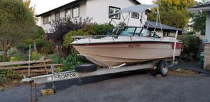 1985 Cobia Boats/Robalo Odessey 195 VBR