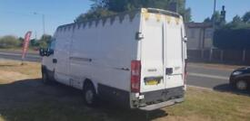 Iveco Daily LWB VAN DIESEL £2850 EXPORT WELCOME