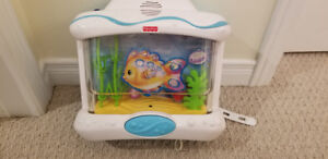 Fisher Price Baby soothing night light