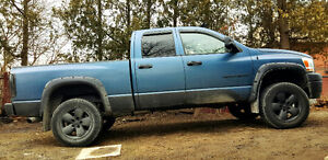 Lifted 2006 Dodge Ram 1500 (Safetied and E-Tested)