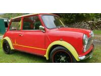 1992 Rover Mini Rally 1300CC ATB Slip Diff Show Car Must Be Seen 79,000 Miles