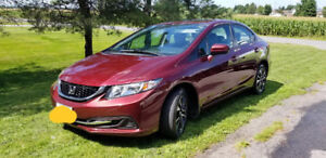 Civic EX EXTENDED warranty - Lease take over!
