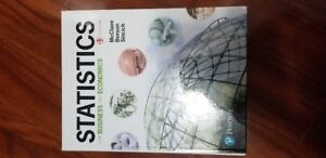 Statistics for Business and Economics 13th Edition Text book