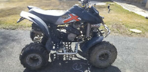 2007 DS 650X race quad
