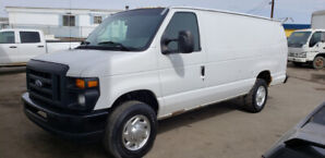 Great work van with a newly rebuilt transmission