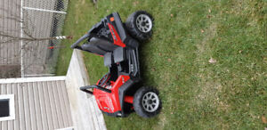 Kids Polaris RZR battery ride on